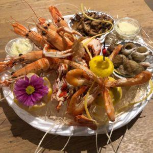 Plateau gourmand tout cuit !! 55 euros