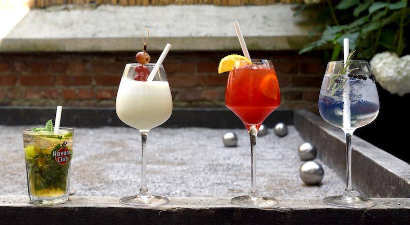 Cocktails et boulodrome pour un enterrement de vie de garçon à Lille